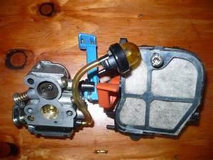 Husqvarna 240e Chainsaw Carburetor And Air Box Assembly