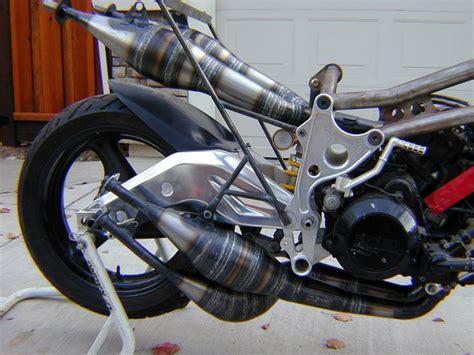 Yamaha Rz500, Custom Frame, Aprilia Swingarm