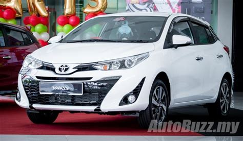 check   newly launched toyota yaris  detail