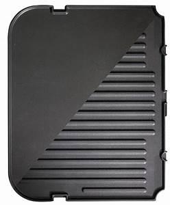Plaque De Plancha Seule : cuisinart plaque r versible seule gril plancha pour gril ~ Dailycaller-alerts.com Idées de Décoration