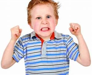Pointers to Follow While Handling Child Rage  Kid