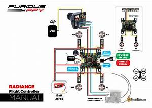 Cc3d Flight Controller Wiring Diagram