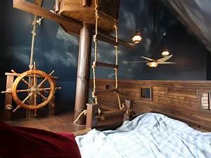 Piraten Kinderzimmer Gestalten : kinderzimmer gestalten ein echtes piratenschiff l dt zu ~ Lizthompson.info Haus und Dekorationen