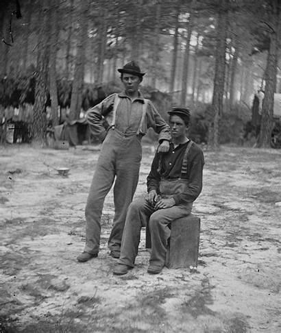 Telegraph During Operators 1864 Union Virginia Portrait