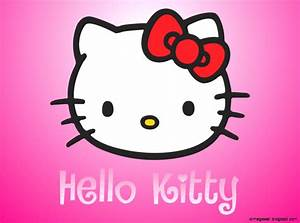 Hello Kitty Logo | www.imgkid.com - The Image Kid Has It!