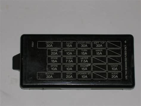 Fc Rx7 Fuse Box wrg 3209 1986 rx 7 fuse box