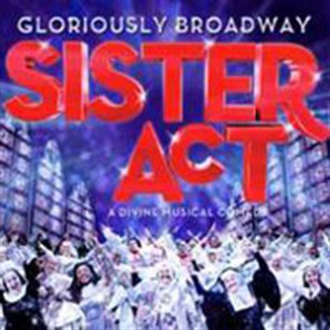 sister act auditorium theatre chicago