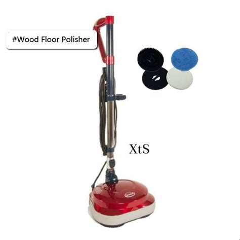 Hardwood Floor Buffing Machine by Wood Floor Polisher Tile Marble Scrubber Pro Buffer