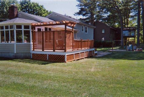 backyard bowl deck privacy screen how to find an ideal one for