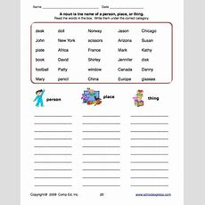 Worksheet On Collective Nouns  Google Search  Grammar  Pinterest  More Worksheets And Nouns
