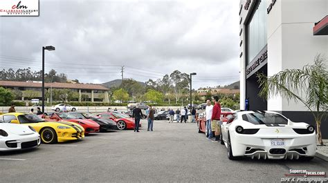 Gallery Supercar Drive To Malibu By Calabasas Luxury