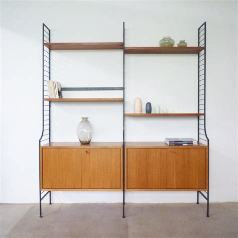 Nisse String Regal by Bokhyllan Quot The Ladder Shelf Quot String Regal Wall Unit