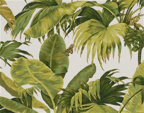 les plus beaux papiers peints aux motifs de végétaux