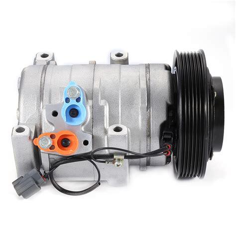 AC Compressor Clutch For Acura TL V6 04 08 Honda Accord V6