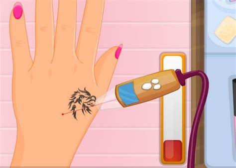 tous les jeux de fille de cuisine affordable enlever un tatouage with tous les jeux de fille