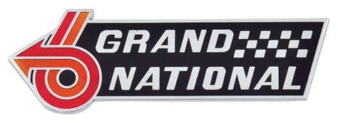Buick Grand National Logo by Buick Regal Parts Emblems And Decals Exterior Emblems