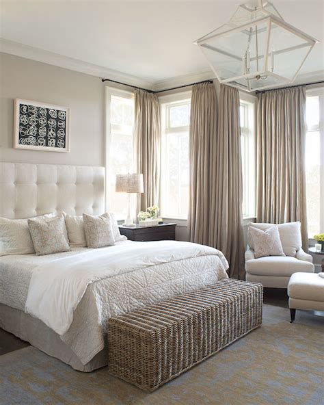ivory  beige bedroom transitional bedroom wayne