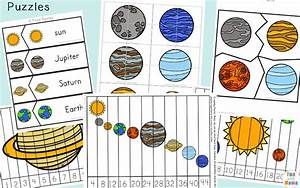 Solar System Printable Worksheets and Activities Pack ...