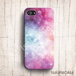 IPhone 5 Case - Pastel Galaxy Space IPhone 5 Cover, Cosmos ...