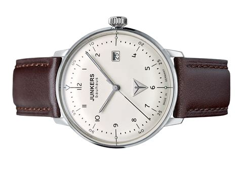 QUARTZ WATCHES OF THE YEAR: Junkers 6070-5 5 Bauhaus