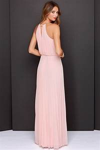 robe rose longue pas cher With robe rose pas cher