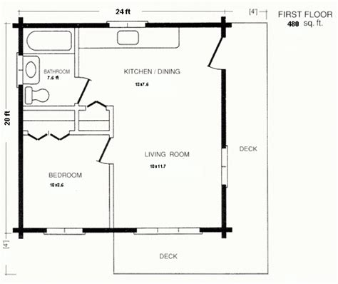 house floor plans    cabin floor plan