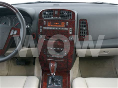 cadillac srx interior basic dash trim kit wo