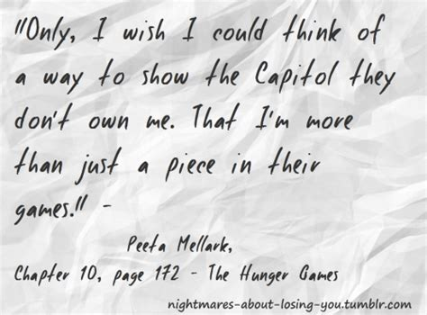 hunger number the hunger games quote on tumblr