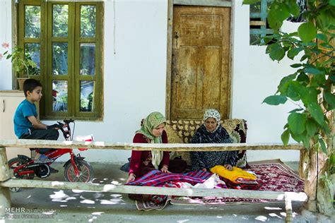 Mehr News Agency A View Of Daily Life In Rural Iran