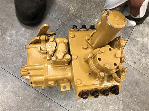 caterpillar  fuel pump part   sale opa
