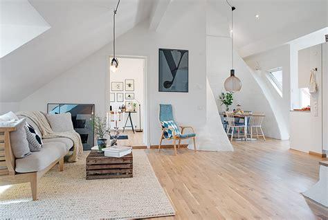 scandinavian livingroom cozy apartment decorated in modern scandinavian style