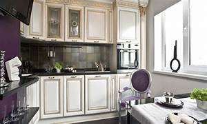 modern kitchens classic and pop art kitchen design With what kind of paint to use on kitchen cabinets for black and purple wall art
