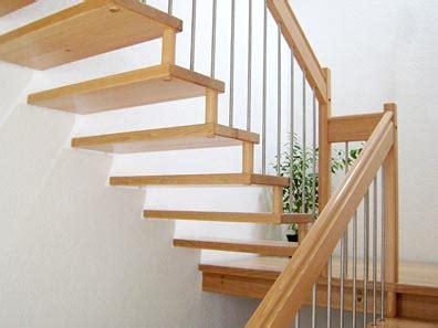 Treppe Mit Zwischenpodest by Treppen Center Oberschwaben Gel 228 Ndertragende Treppe Mit