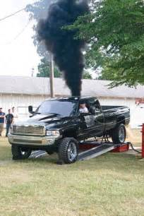 Dodge Cummins Rolling Coal Diesel