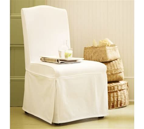 pottery barn chair slipcovers ryden chair slipcover only pottery barn