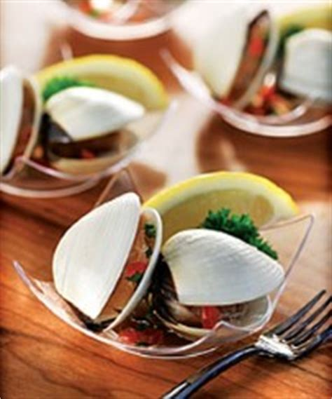 plastic canap 233 dishes disposable appetizer dishes