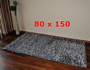 Teppich Langflor Grau : langflor shaggy teppich 80 x 150 cm beige braun oder grau 80x150 hochflor ebay ~ Orissabook.com Haus und Dekorationen