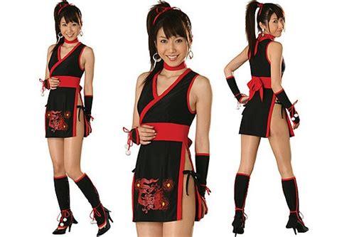 Sexy Ninja Girls Cosplay For Japanese History Fan Rekij Jo Tokyo Kinky Sex Erotic And Adult