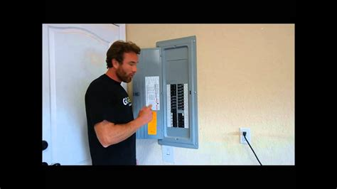 is your outlet not working see how to reset your gfci outlets and circuit breaker youtube