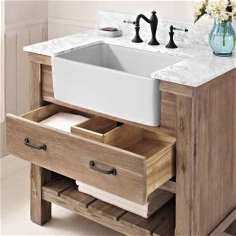 fairmont designs  fv napa  farmhouse vanity