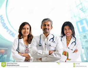 Indian Medical Team Royalty Free Stock Images - Image ...