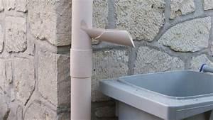 Petit Recuperateur Eau De Pluie : installer un r cup rateur d eau de pluie ~ Premium-room.com Idées de Décoration