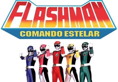 comando estelar flashman s 233 rie completa e dublada r 55 00 em mercado livre