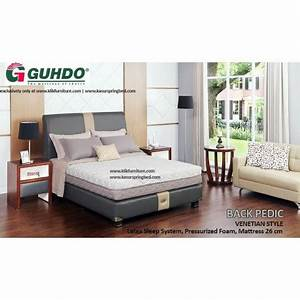 spring bed guhdo back pedic venetian style new sale With back spring bed