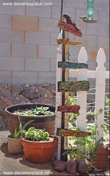 1000+ Ideas About Recycled Garden Crafts On Pinterest