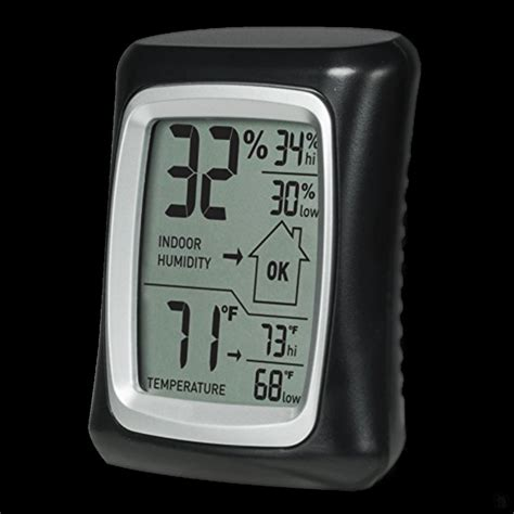 ghoststop ghost hunting equipment ambient thermometer