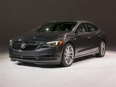 Buick Lacrosse Msrp by 2018 Buick Lacrosse Review Specs And Features