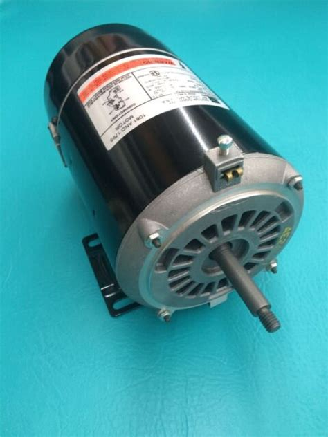 Emerson Electric Motors by Emerson Electric Motor 230v 50hz 1 5 Hp 2850 Rpm 1 2
