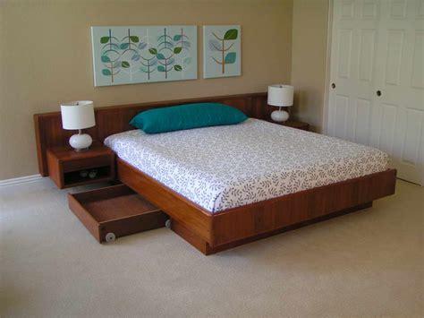 How To Build Platform Bed Plans