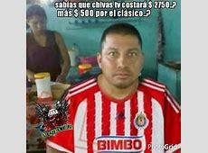 Llegaron los Memes de Chivas TV FOTOS